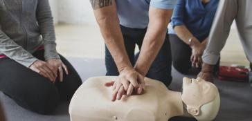 Дополнительные курсы первой медицинской помощи (8ч)