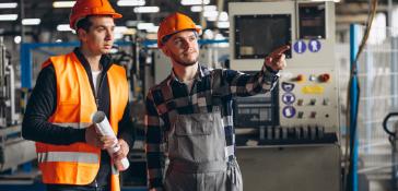 Tööstus ettevõtete ohutus koolitus